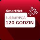 Dostęp Limitowany SmartNet RTK/RTN – 120h przez 1 rok